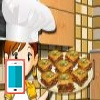 بازی آنلاین آشپزی باقلوا - دخترانه