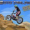بازی موتور سواری چالش موانع 2 - مراحل بیابان