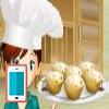 بازی آنلاین آشپزی کلوچه موز - دخترانه فلش