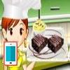 بازی آشپزی کیک شکلاتی برونی - دخترانه