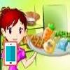 بازی آشپزی کیک شکر - دخترانه