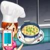 بازی آشپزی سوپ سیب زمینی - دخترانه