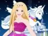 بازی مدل لباس باربی و اسب بالدار - دخترانه