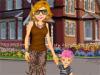 بازی آنلاین فلش بازی آنلاین مدل لباس پیاده روی - دخترانه فلش