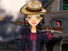 بازی مدل لباس شکارچی خون آشام - دخترانه