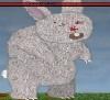 بازی حمله خرگوش های مهاجم 2 - تیر اندازی