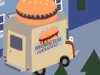 بازی مدیریتی: مدیریت فست فود ساندویچی - دخترانه