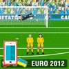 بازی آنلاین فلش بازی آنلاین فوتبال یورو 2012 ضربه ایستگاهی فلش