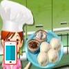 بازی آشپزی پیه روجی - دخترانه