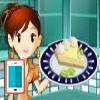 بازی شیرینی پزی پای کلید لیموترش - دخترانه