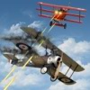 بازی هواپیما سواری مبارزه در آسمان - جنگی