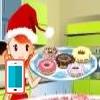بازی شیرینی پزی شیرینی های خوشمزه کریسمس