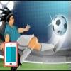 بازی آنلاین فلش بازی آنلاین فوتبال جام جهانی 2010 قهرمانان سه بعدی- ورزشی فلش