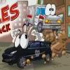 بازی آنلاین تصادف با ماشین ها : بسته مراحل جدید - اکشن ماشین سواری فلش