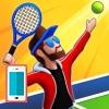 بازی تنیس قهرمانان - ورزشی