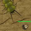 بازی آنلاین حمله حشرات موزی - تیر اندازی فلش