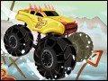 بازی ماشین سواری کامیون های افراطی 3 - ورزشی