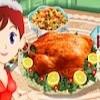 بازی آشپزی شام کریسمس - دخترانه