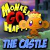 بازی آنلاین شاد کردن میمون نسخه قلعه - فکردی ادونچر فلش