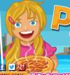 بازی آنلاین مدیریتی پیتزا فروشی خانم پیپا - دخترانه