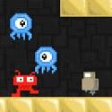 بازی آنلاین ربات به دنبال بچه گربه - ادونچر