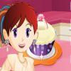 بازی شیرینی پزی کیک عروسی زیبا - دخترانه