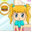 بازی رستوران داری همبرگر فروشی فرنزی - دخترانه